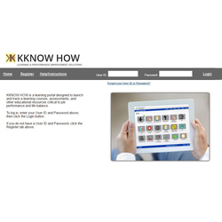 E-LEARNING KKNOW HOW